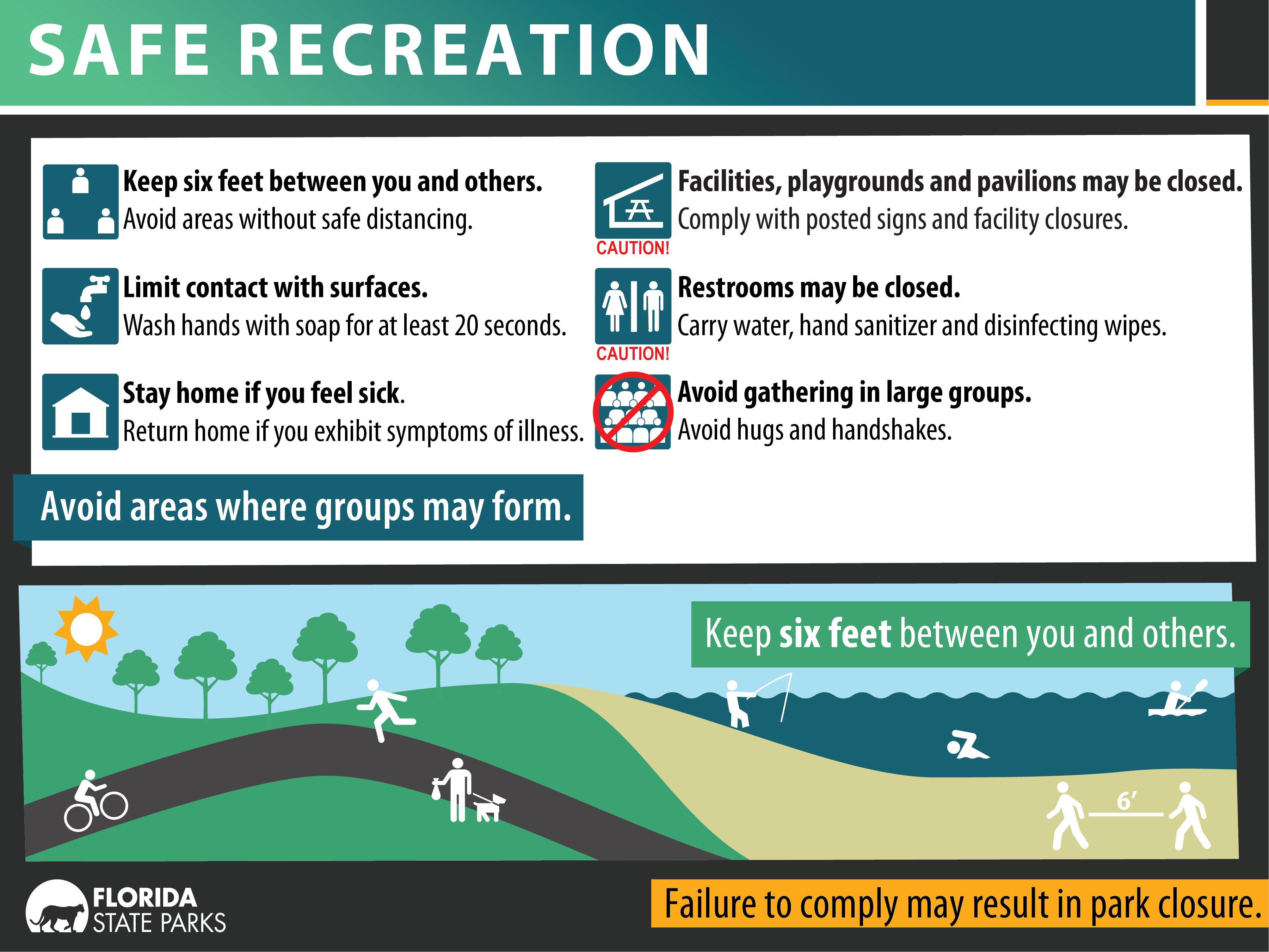Safe Recreation