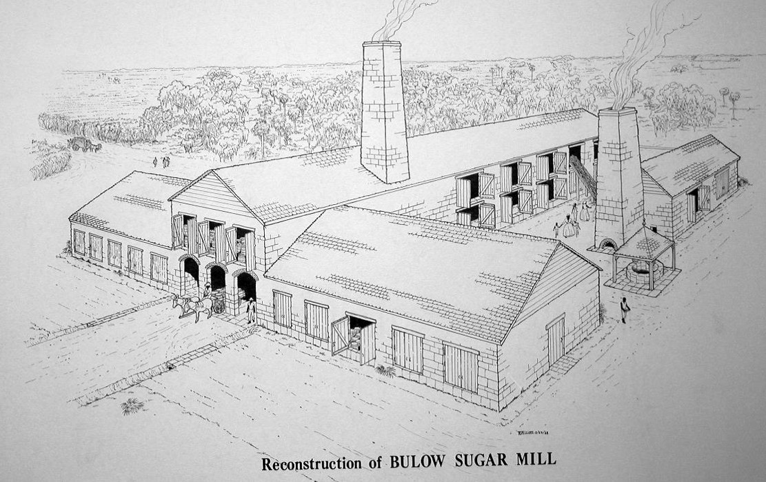 Reconstruction of Bulow Sugar Mill
