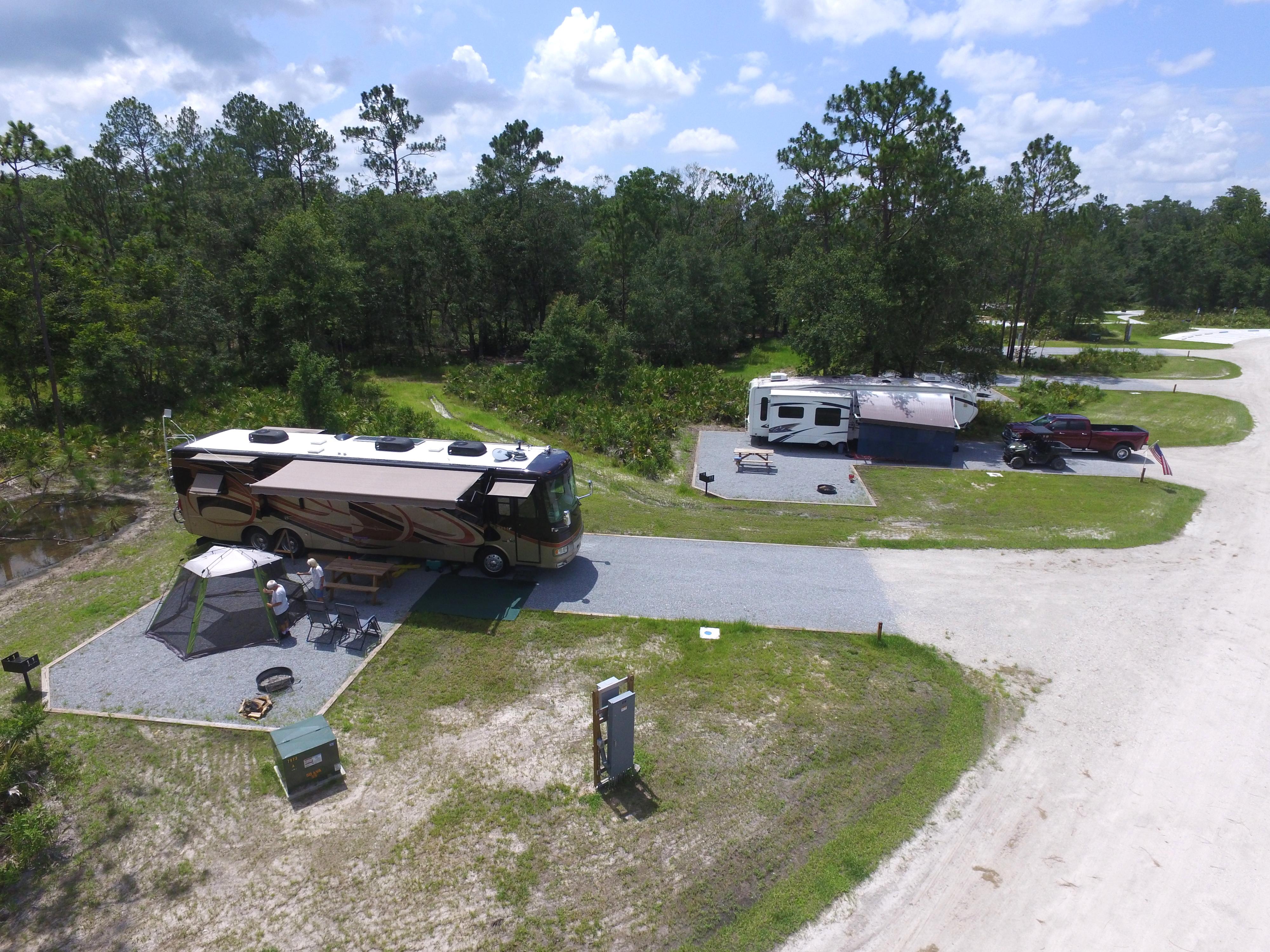 Great Outdoors RV Nature & Golf Resort