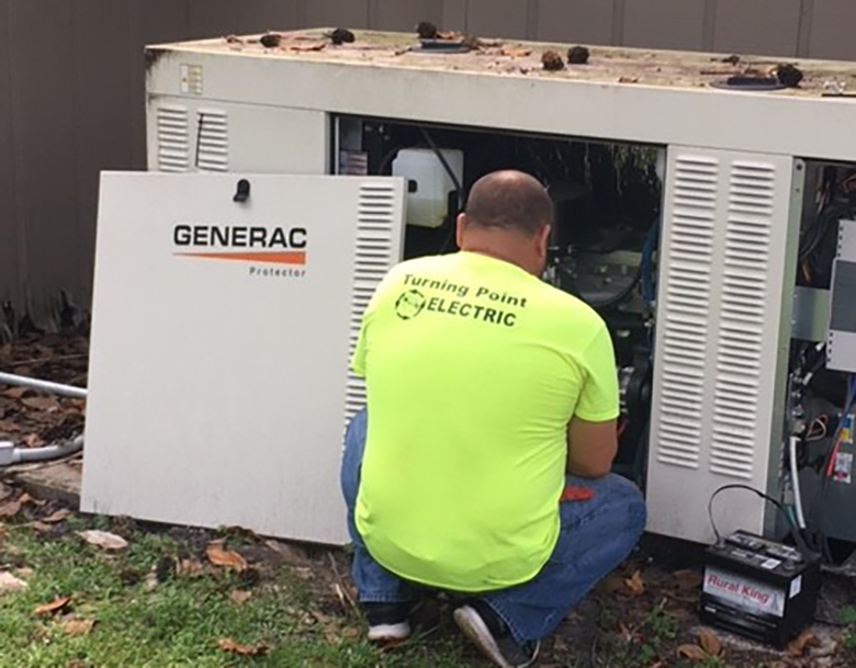 Storm - Checking the Generator