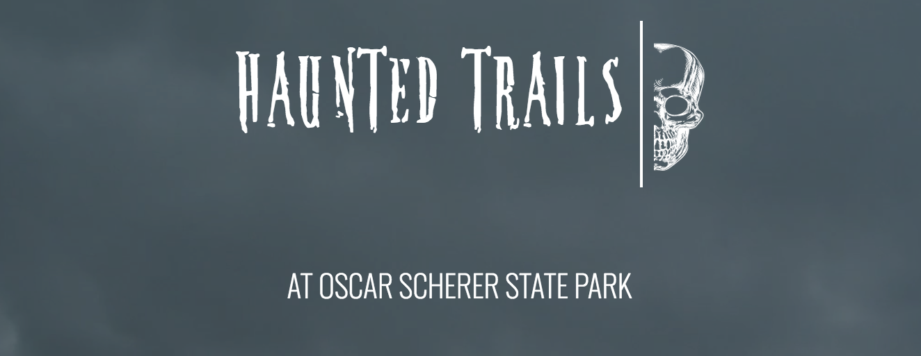 Haunted Trails at Oscar Scherer