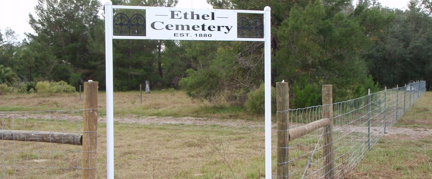 Ethel Cemetery Rock Springs Run