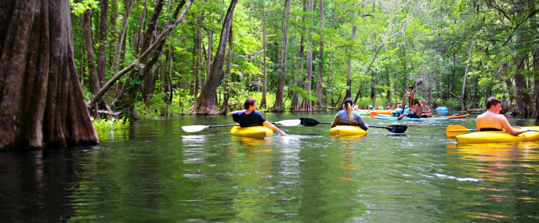 Ichetucknee Springs State Park Florida State Parks