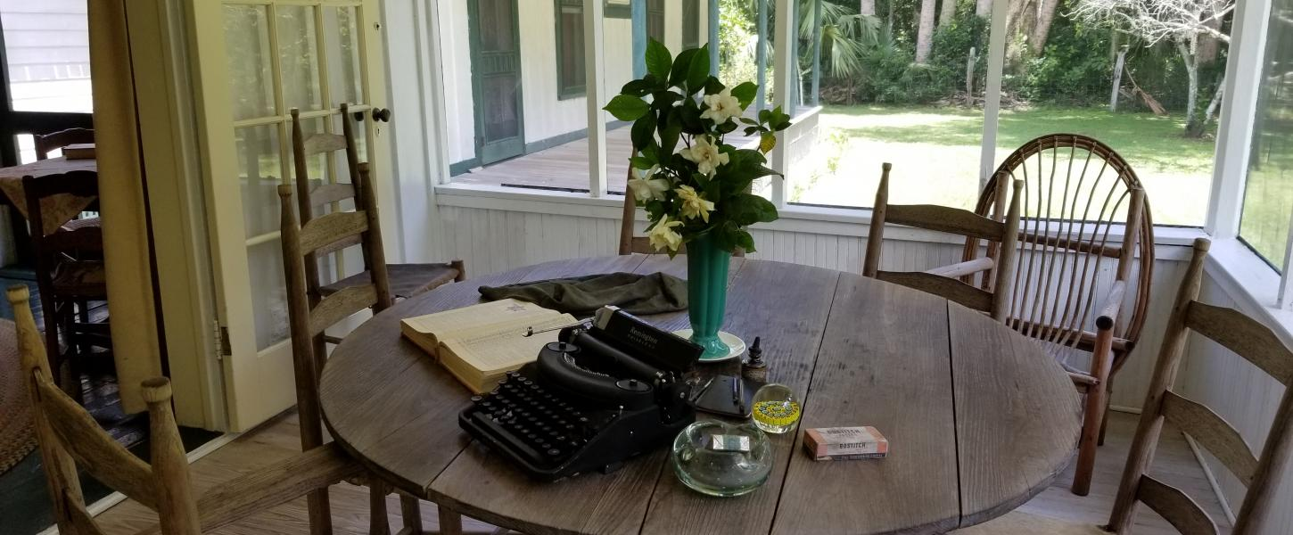 Marjorie Kinnan Rawlings Historic State Park | Florida State Parks
