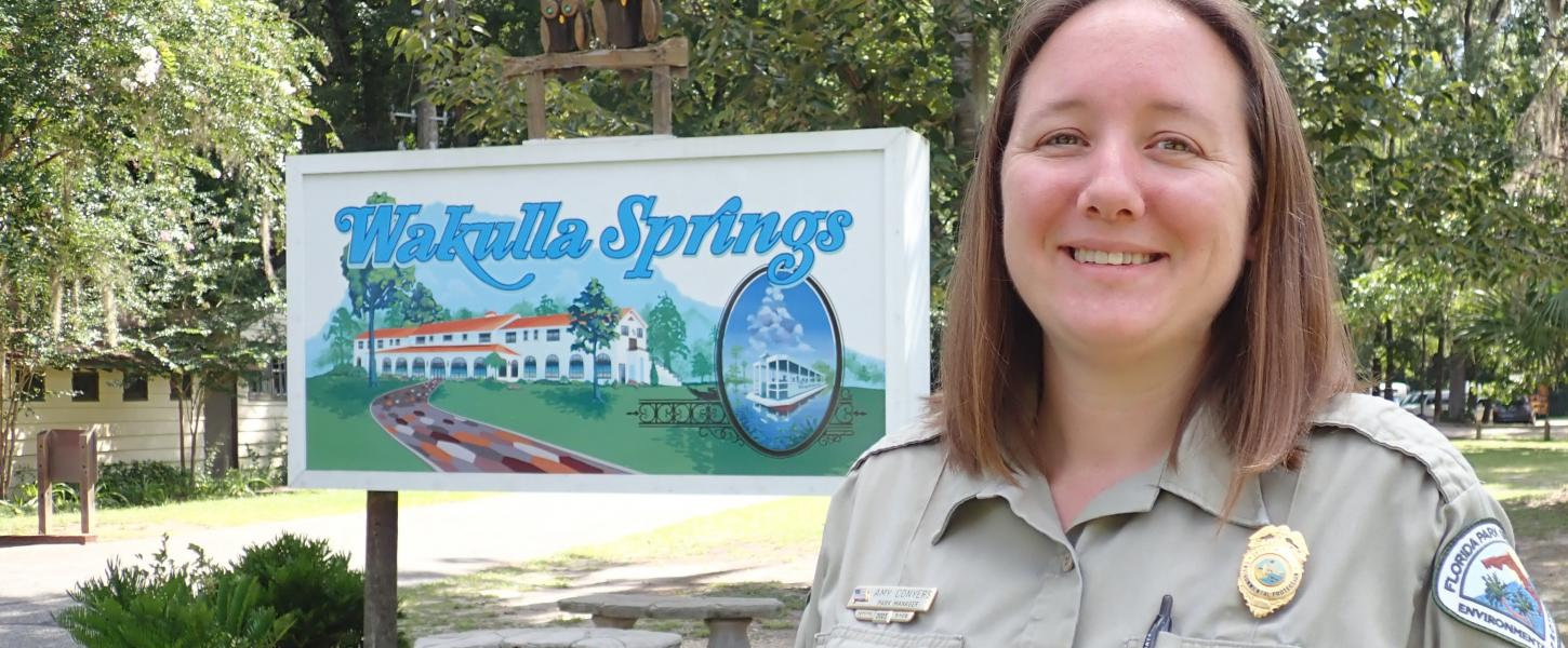 Amy Conyers, Park Manager