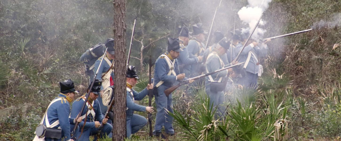 Watch History Come to Life | Florida State Parks