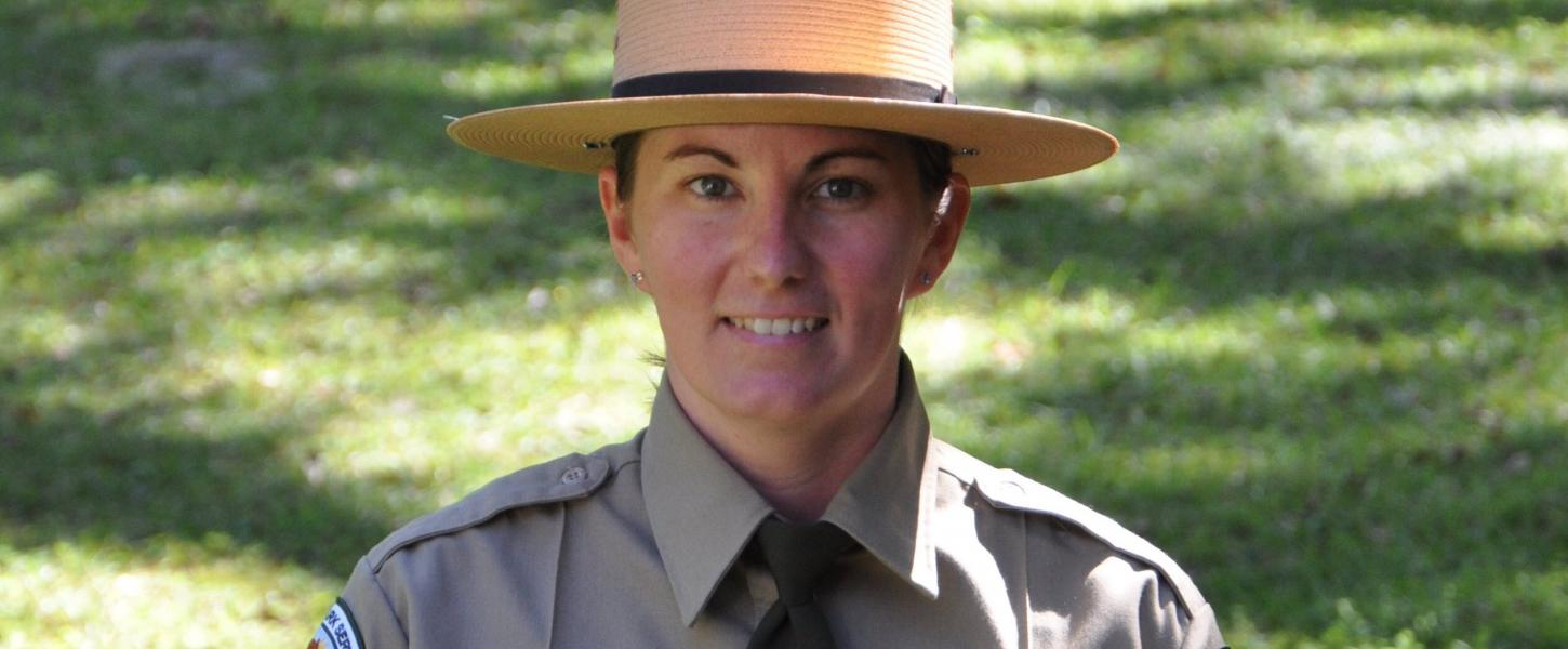 Sasha Craft, Park Manager
