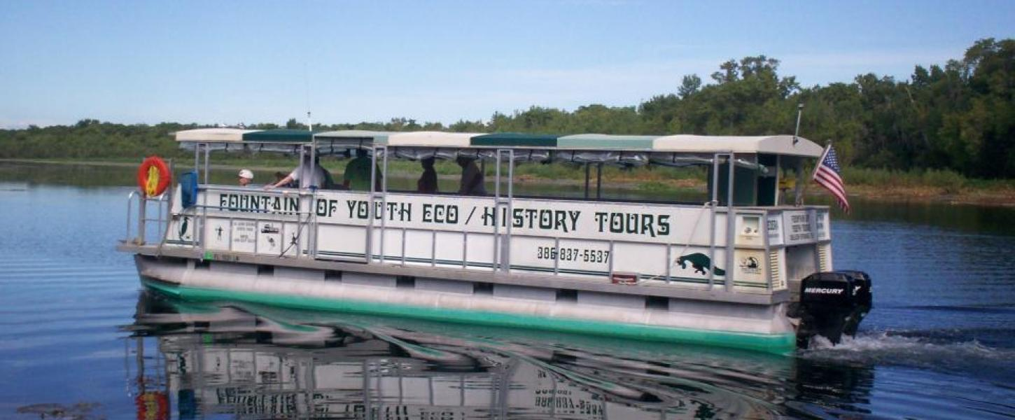 Eco/Heritage Boat Tour