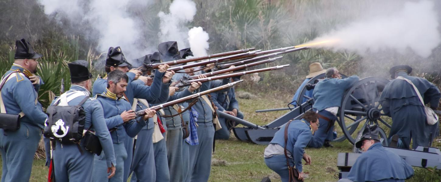 Dade Battlefield Historic State Park | Florida State Parks