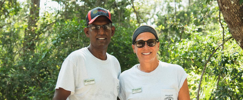 Volunteer at a Florida State Park   Florida State Parks
