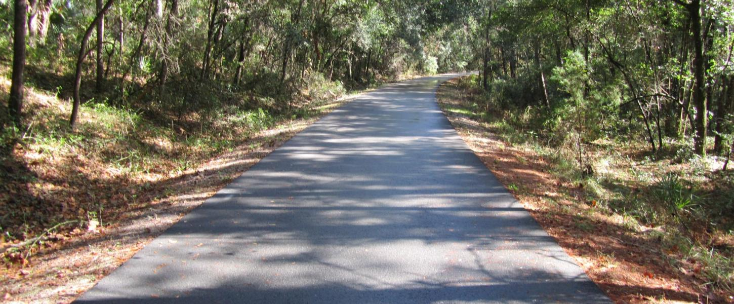 Palatka-to-Lake Butler State Trail