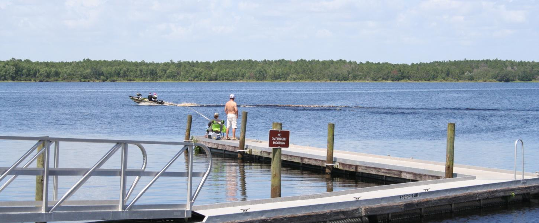 Lake Manatee State Park Florida Parks Bald Eagle Diagram Southwest Cam North Fort Myers Fishing Dock At
