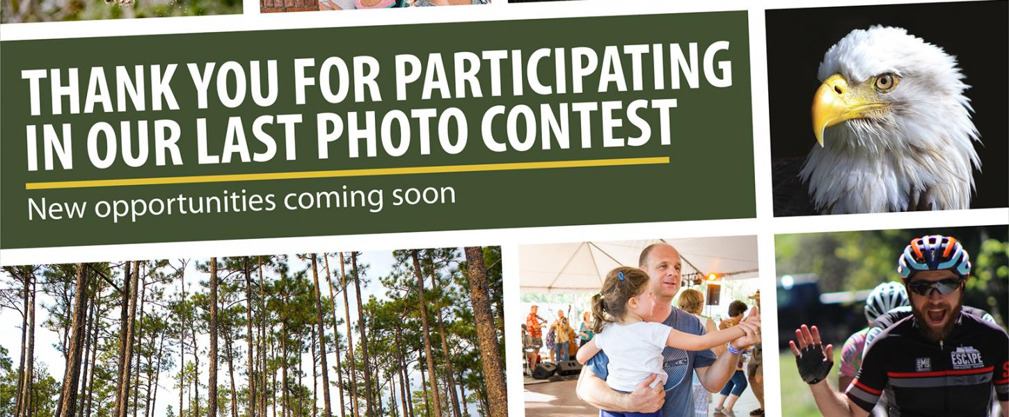 The photo contest has ended - thank you for participating