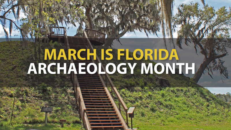 Florida Archaeology Month
