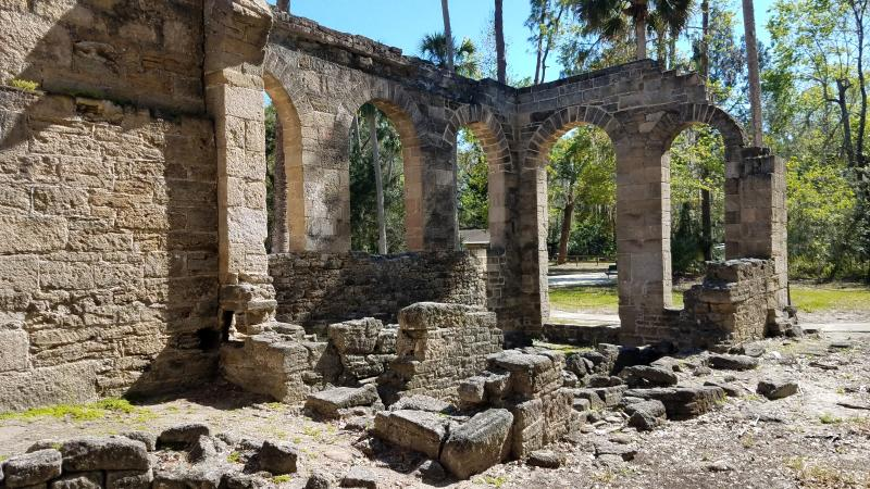 Bulow Plantation Ruins Historic State Park