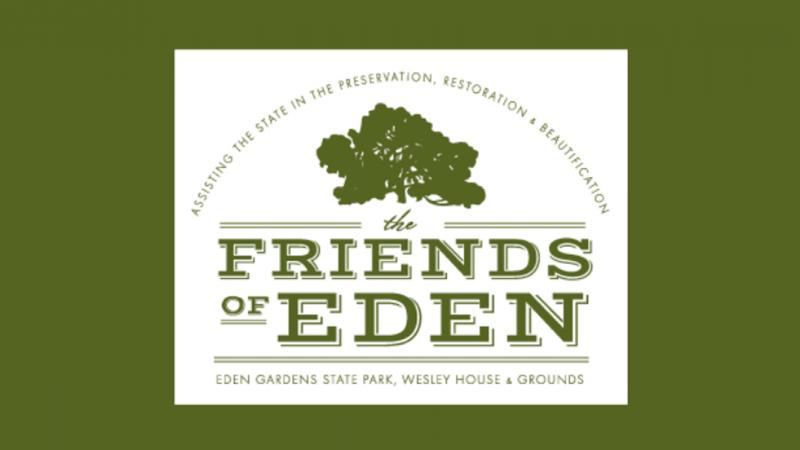 Friends of Eden Gardens State Park
