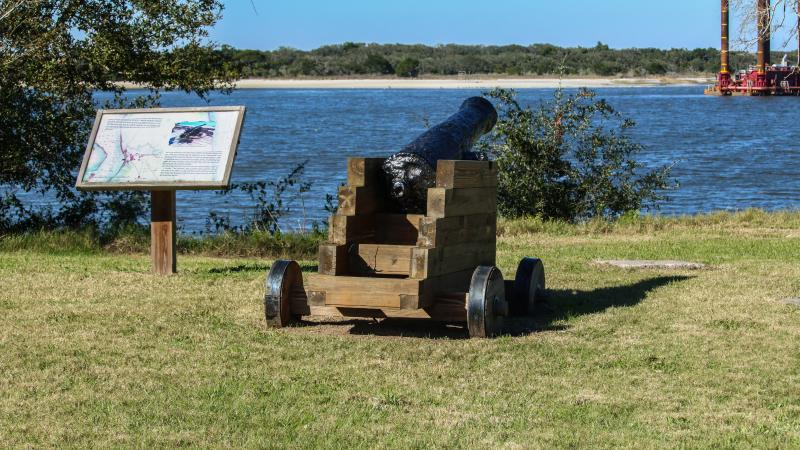 Fernandina Plaza Cannon View