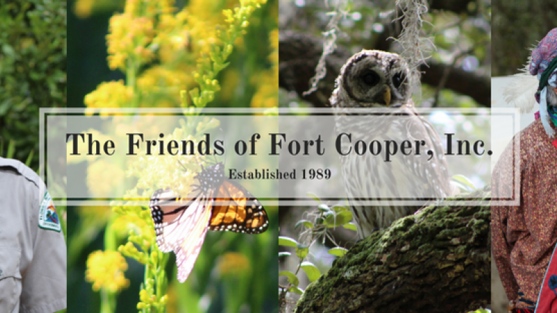 Friends of Fort Cooper State Park