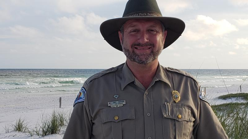 Chris L. Hawthorne, Park Manager