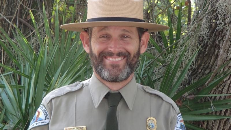 Tony Clements, Park Manager