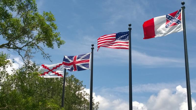 San Marcos Flags