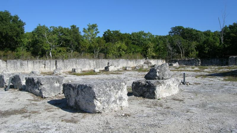 Geology of Windley Key