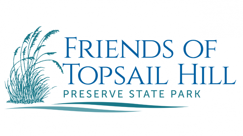 Friends of Topsail Hill Preserve logo.