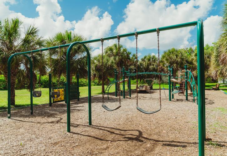 Playground at Hugh Taylor
