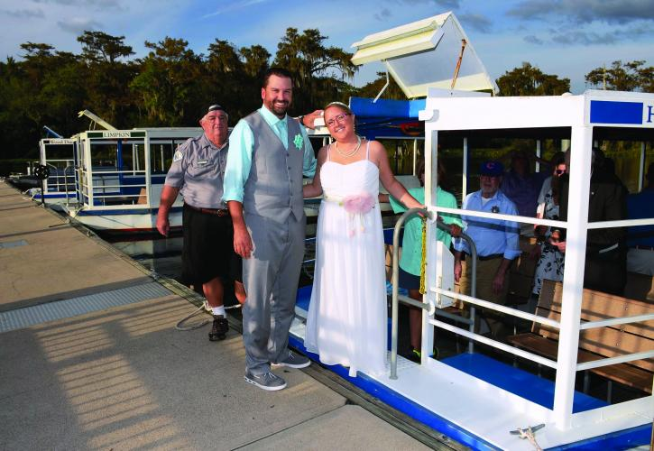 Weddings at Wakulla Springs