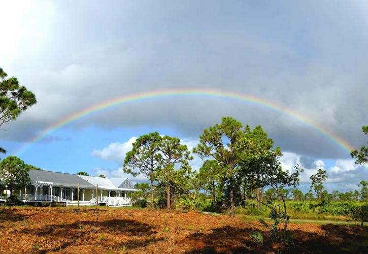 Savannas Preserve Rainbow