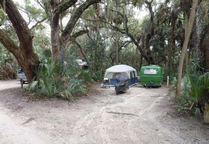 Tomoka Camp Ground