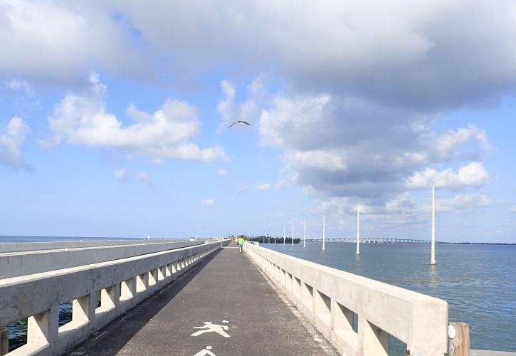Florida Keys Overseas Heritage Trail Chanel 2 Bridge