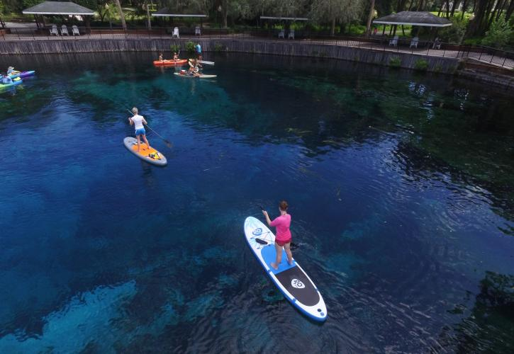 Silver Springs State Park Florida State Parks