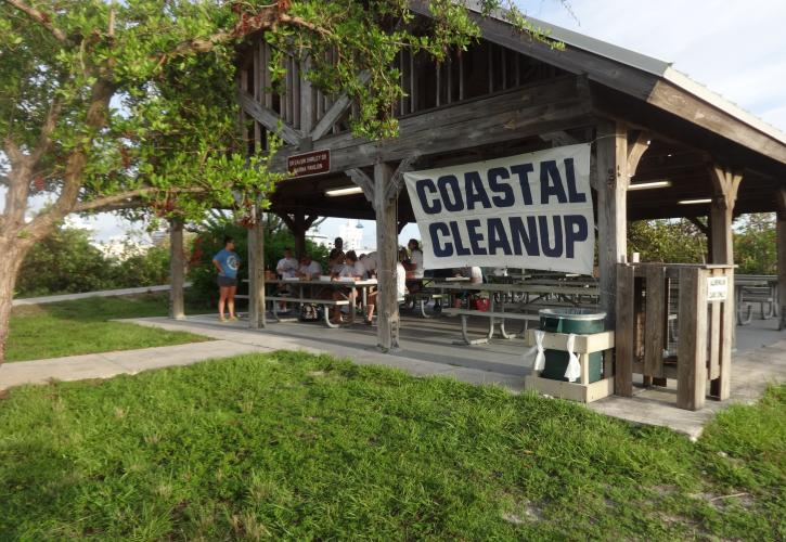 Coastal Cleanup Efforts