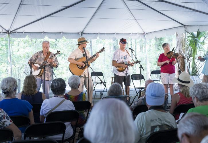 Stephen Foster Folk Culture Center State Park's Florida Folk Festival