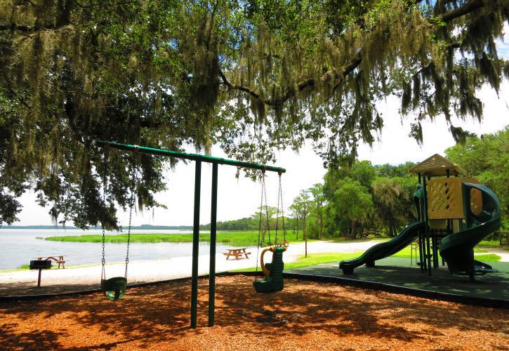Lake Louisa State Park Florida State Parks