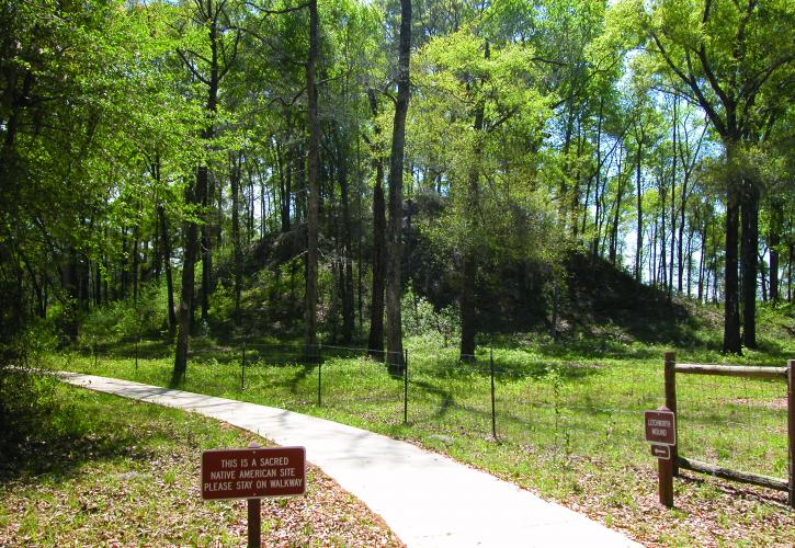 Letchworth-Love Mounds Archaeological State Park