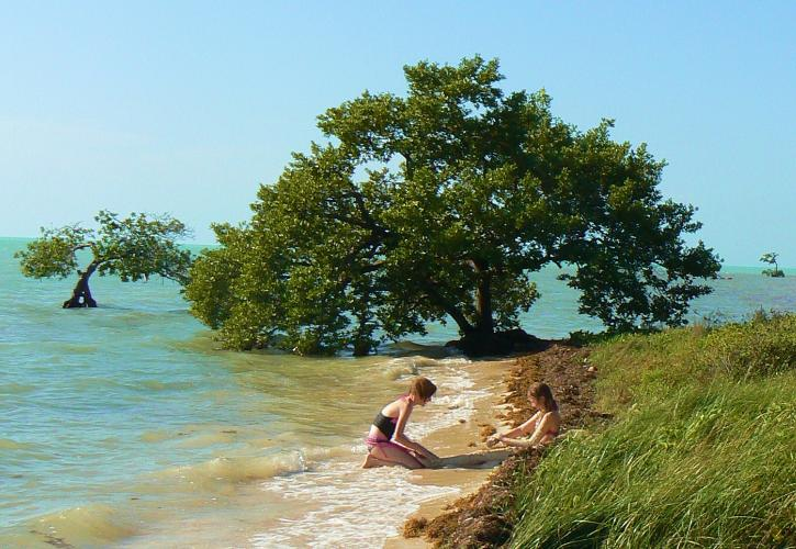 camping in the florida keys state parks