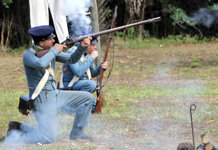Paynes Creek Historic Reenactment