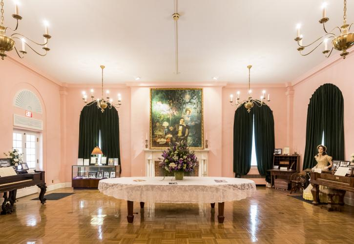 Stephen Foster Pink Room