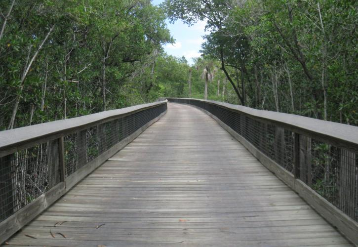 St. Lucie Inlet Boardwalk