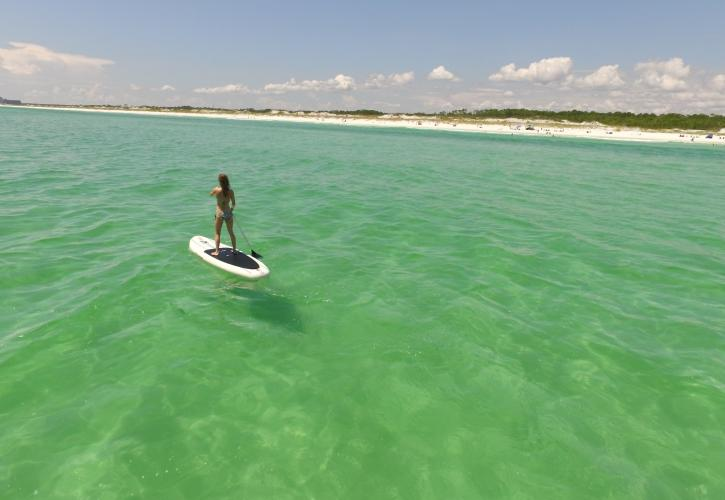Topsail Hill Preserve Paddler