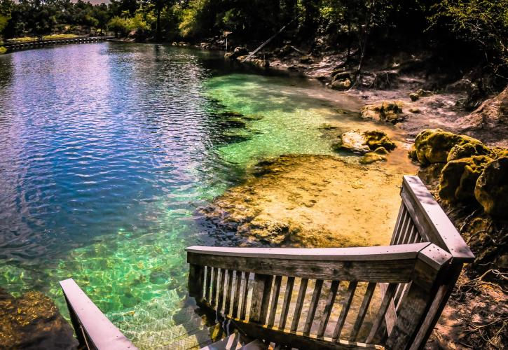 troy spring state park florida state parks