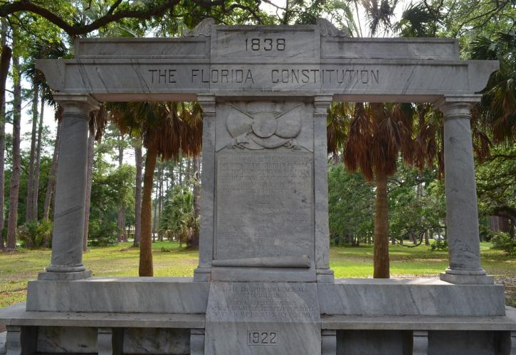 Constitution Convention Monument