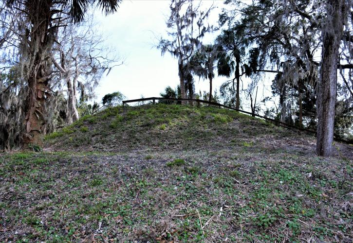 Confederate Earthworks and Magazine