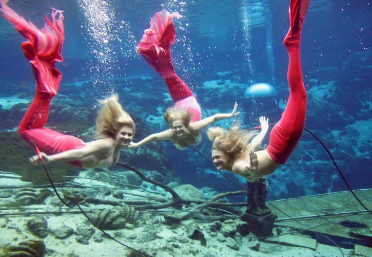 Group of Mermaids