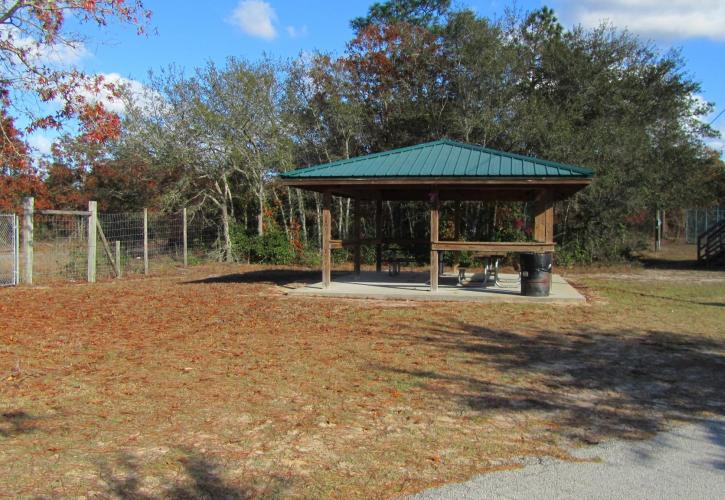 Palatka-to-Lake Butler Pavillion