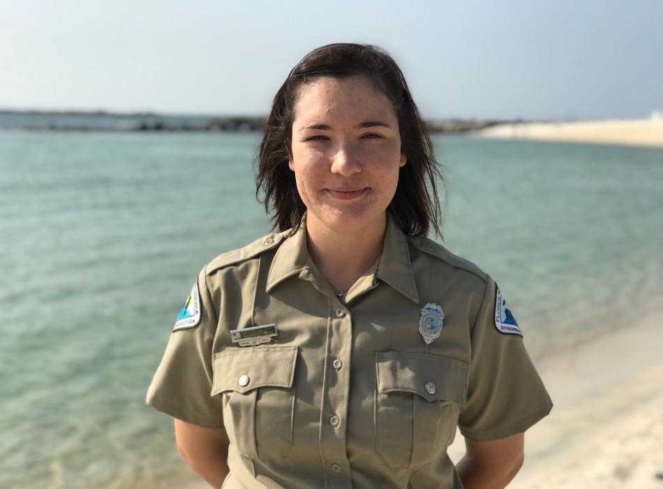 Staff Spotlight, Katherine Beaton   Florida State Parks