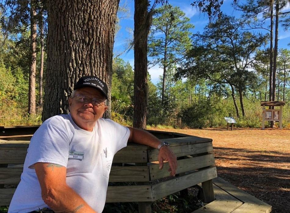 Volunteer Spotlight Don Burnett Florida State Parks