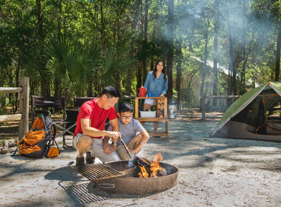 Camping | Florida State Parks